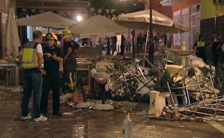 explozie Spania