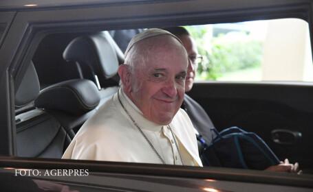 Papa Francisc in vizita in Azerbaidjan