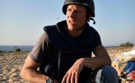 Jeroen Oerlemans, jurnalist olandez ucis