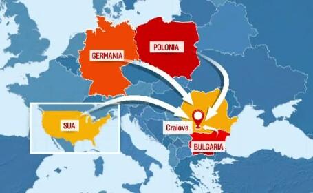 Brigada multinationala in Romania