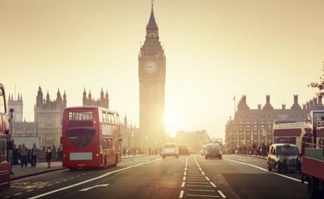 (P) Cele mai populare destinatii de vacanta in Regatul Unit