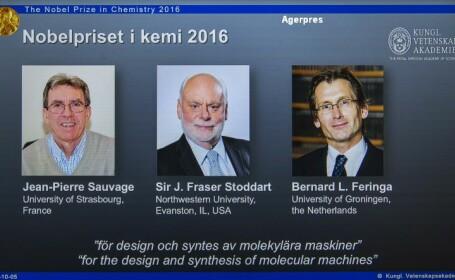 Premiul Nobel pentru Chimie