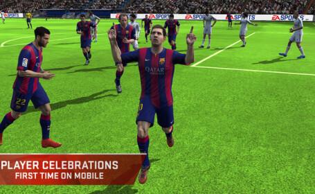 FIFA 16 pe mobil