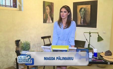 Magda Palimariu la CSID. Care este cea mai buna metoda de relaxare si ce se intampla cu corpul nostru daca nu dormim