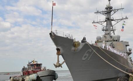 distrugatorul USS Mason