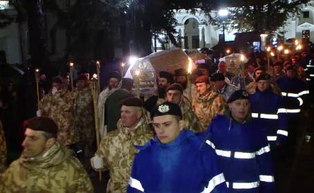 Peste 62.000 de pelerini s-au inchinat la Sf. Parascheva. \