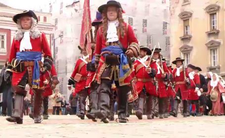 Parade, demonstratii de lupta si expozitii, in Timisoara, la 300 de ani de la eliberarea orasului de sub dominatie otomana