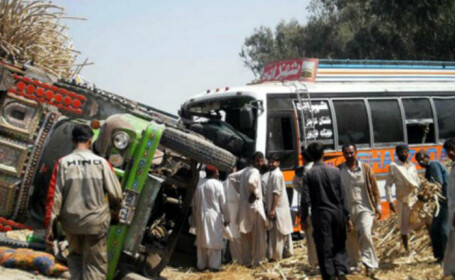 accident Pakistan