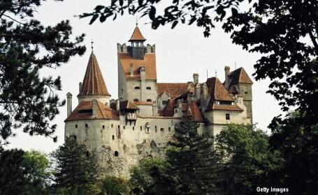 Este pentru prima data in 70 de ani cand cineva ar putea dormi in Castelul Bran. Proba de care trebuie sa treaca doritorii