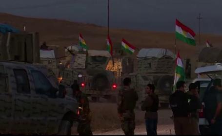 Batalia pentru Mosul. Operatiunea militarilor, ingreunata de atacuri cu masini capcana. Recucerirea ar putea dura trei luni