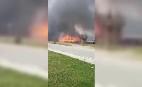 Un restaurant din Poiana Lupului a fost distrus de un incendiu. Evenimentul care are loc an de an in acest loc