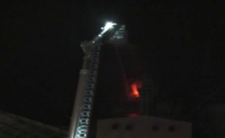 incendiu turda