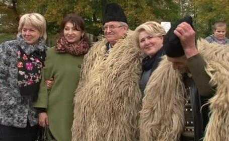 A inceput ravasitul oilor in Slanic Moldova, o traditie insotita de multe bunatati: \