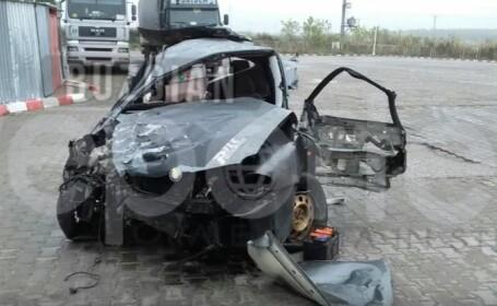 Un copil de 13 ani din Buzau a murit intr-un accident rutier. Soferul care a produs tragedia urcase baut la volan