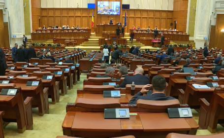 Noul Guvern ar putea fi votat in Parlament cu doua zile inainte de Craciun