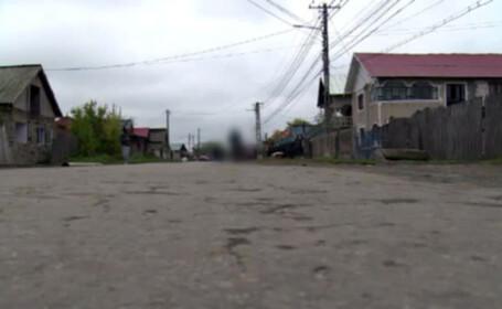 Un politist beat a dat cu masina peste un tanar din Dambovita si a fugit. \