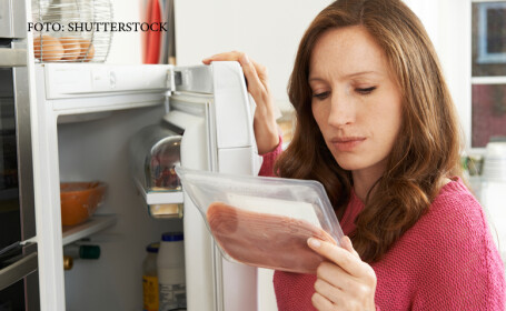 Cat de usor poate deveni toxica o bucata de carne. Frigiderele normale scurteaza termenul de valabilitate