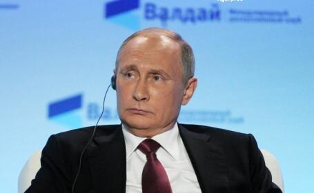Mesaj dur al lui Vladimir Putin, care vizeaza si Romania. \