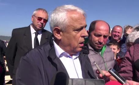 """Petre Daea, răspuns pentru europarlamentarul Daniel Buda: """"I se înfundă urechile"""""""