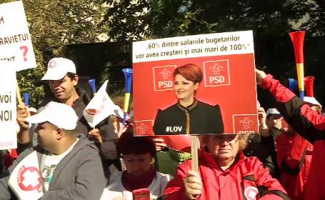 Săptămâna a început cu noi proteste în Sănătate. Medicii se tem că legea salarizării le va scădea veniturile