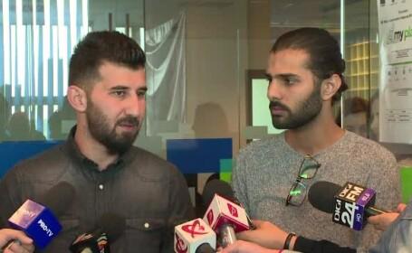 """Povestea migranților din Siria și Irak, care vor să devină români: """"Eu sunt Mohamed"""""""