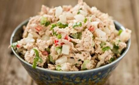 salata cu ton si orez