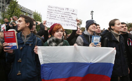 Protest Putin