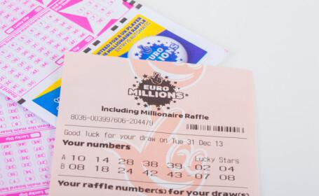 bilet loterie euromillions