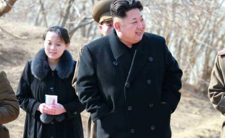 Sora lui Kim Jong-un
