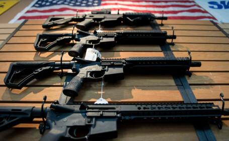 arme de foc SUA