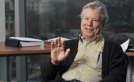 Richard H. Thaler a primit Premiul Nobel pentru Economie