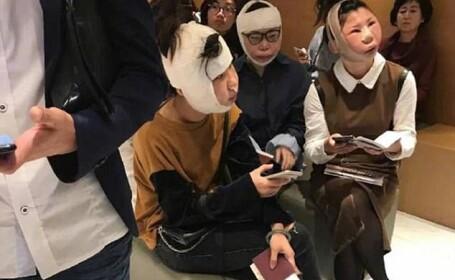Au călătorit în Coreea de Sud pentru operații estetice. Ce au pățit când au vrut să plece acasă