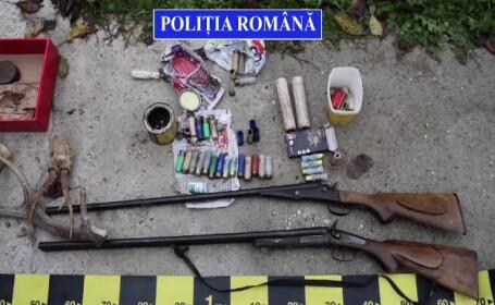 Dosar penal pentru doi hunedoreni, acuzați de braconaj cinegetic