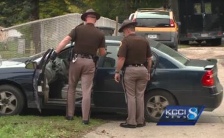 Scuza uluitoare găsită de un şofer care a fugit de poliţie. \