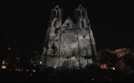 Spectacol impresionant de lumina la Praga. Surprizele de care vor avea parte turiştii