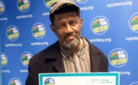 Câștigase 24 de milioane de dolari la loto, dar habar n-avea. Cum și-a dat seama