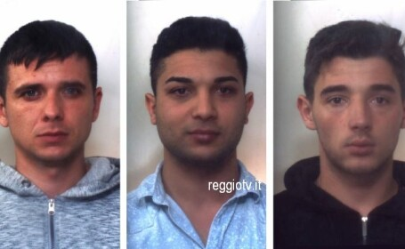 Trei români, arestați în Italia după ce au spart mai multe bancomate