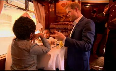 William, Harry şi ducesa Kate