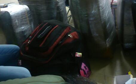 români blocați în aeroport