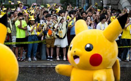 Bărbat costumat în Pikachu, arestat la Casa Albă