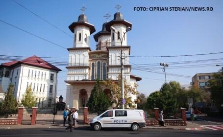 Catedrala Arhiepiscopală din Buzău, jefuită. Paguba, până în 1.000 de lei