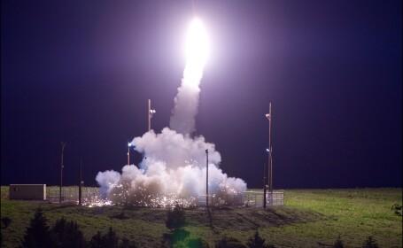 test al sistemului defensiv THAAD