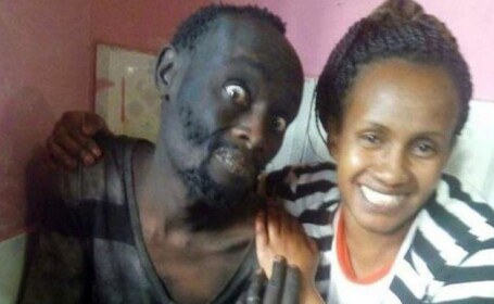 kenya, om al strazii, depedenta de droguri, Wanja Mwaura
