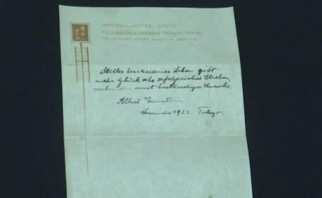 Bilet Einstein