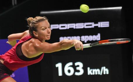 Simona Halep, Turneul Campioanelor