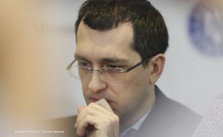 """Vlad Voiculescu, despre colaborarea tatălui său cu Securitatea: """"Sigur a făcut greşeli"""""""