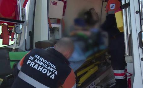 Şoferiţa izbită în plin de o altă maşină. Greşeală comisă de femeia de 57 de ani