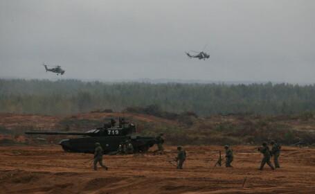 Exercitiul militar Zapad