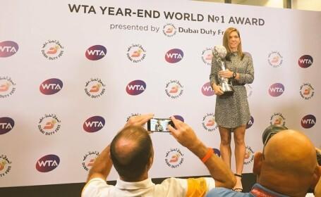 Simona Halep, în sferturi de finală la Shenzhen. Victorie în trei seturi