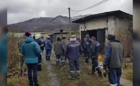 """Explozie la Mina Uricani: un mort și trei răniți. """"Trăim într-o sărăcie, altă șansă nu avem"""""""